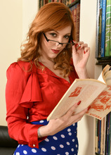 Lauren Phillips Hot Librarian
