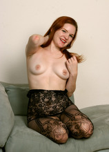 Ivy Blair Lacy Stockings
